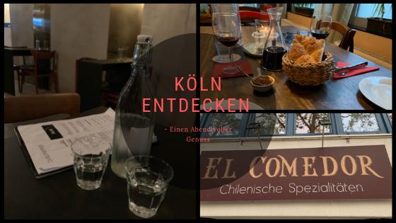 Köln entdecken. Einen Abend voller Genuss