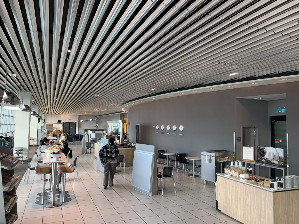 Lufthansa Business Lounge Terminal 1 C Frankfurt