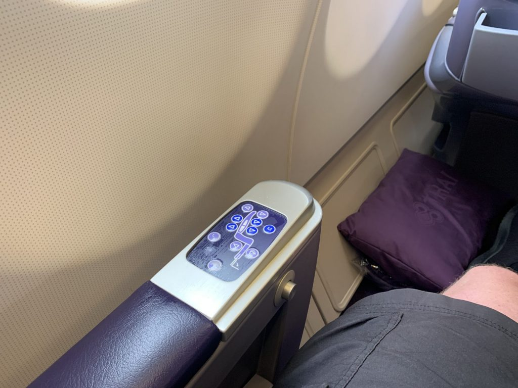 Thai Airways Domestic Business Class im A330