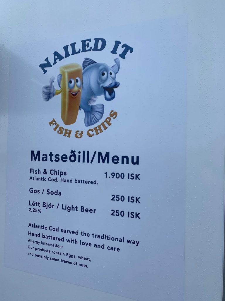 Unsere 5 Restaurant Tipps für Island