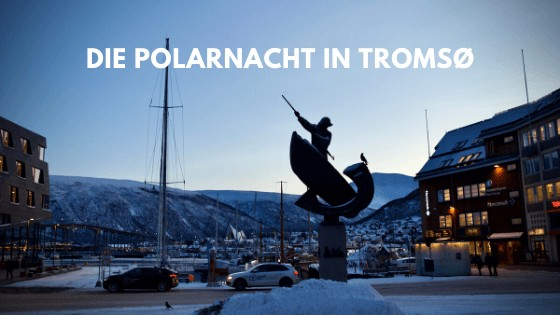 Die Polarnacht in Tromsø