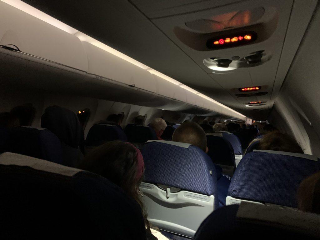 SAS CRJ900 von Kopenhagen nach Düsseldorf