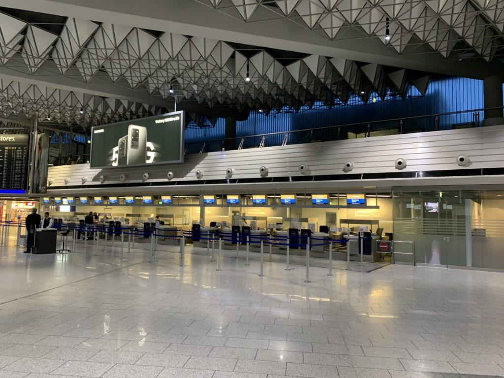 Mit SAS von Frankfurt nach Kopenhagen
