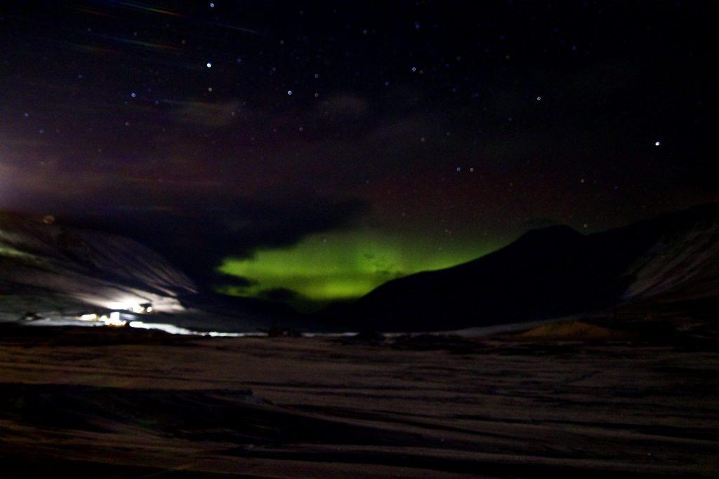 Nordlicht Tour mit Polar Permaculture