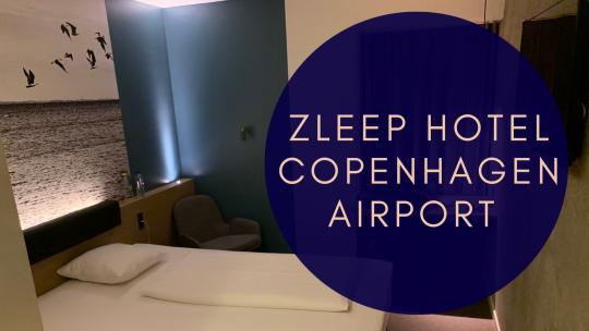 Zleep Hotel Copenhagen Airport