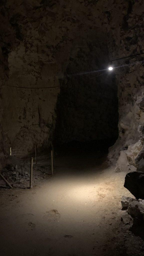 Die 2 Kalksteinminen Daugbjerg und Mønsted
