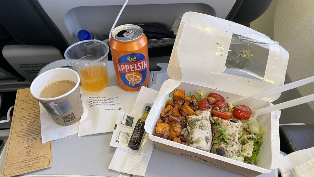 Saga Class von Amsterdam nach Island