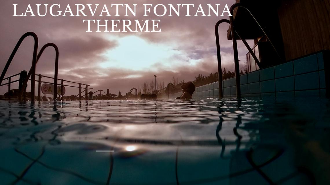 Laugarvatn Fontana Therme
