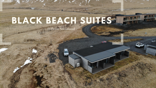 Black Beach Suites - Island