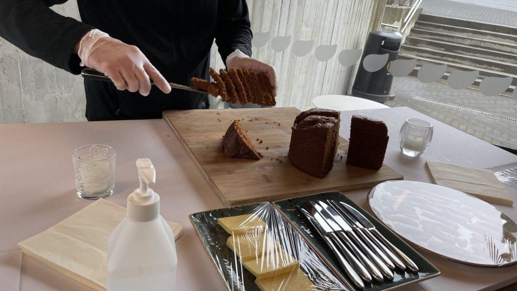 Die geothermale Bäckerei - Icelandic rye bread