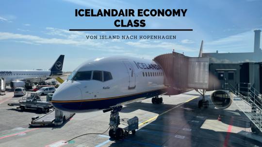 von Island nach Kopenhagen
