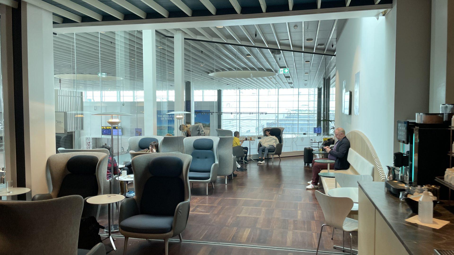 Carlsberg Aviator Lounge Kopenhagen